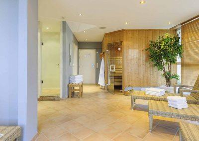 Mercure Hannover Oldenburger Allee Sauna2
