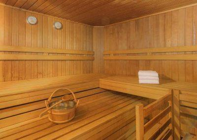 Mercure Hannover Oldenburger Allee Sauna3