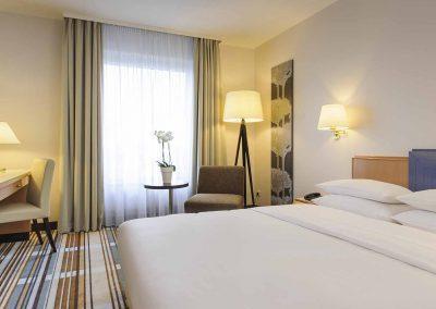 Mercure Hannover Oldenburger Allee Standard Zimmer